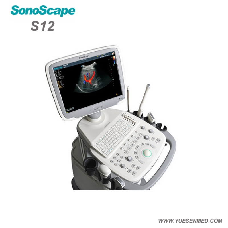 SonoScape S12 Price - Sonoscape Color Doppler Ultrasound S12 Cost