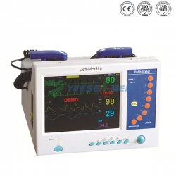 Medical Portable Biphasic Defibrillator YS-8000B