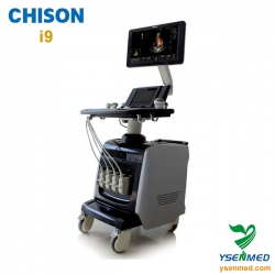 Trolley Color Doppler Chison Ultrasound Scanner Chison I9