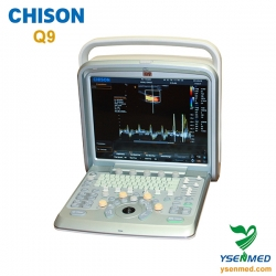 Medical Portable Color Doppler Ultrasound System CHISON Q9