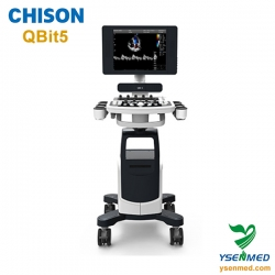 Trolley Color Doppler Ultrasound Machine CHISON QBit5