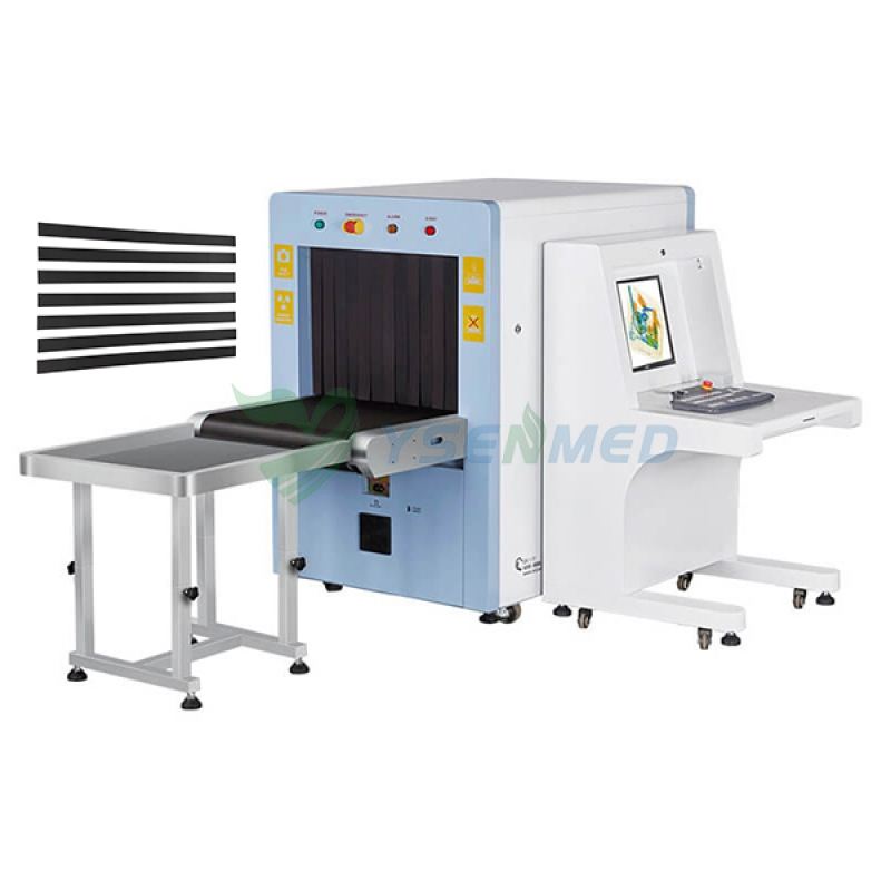 Lead Protective Curtains for Security Inspection Machine