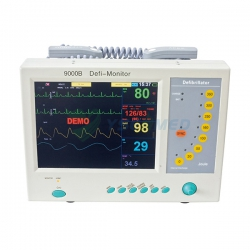 Medical First-Aid Use Monophasic Defibrillator Defi-Monitor YS-9000B