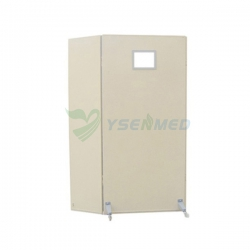 Medical Double-folded X-ray Lead Screen YSX1608