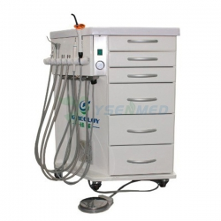 Mobile Dental Delivery System With Air Compressor YSDEN-211​