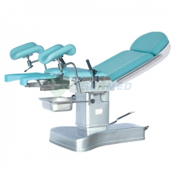 Hospital Electric Gynecological Examination Table With Memory Function YSOT-FS3