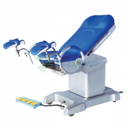 Hospital Electric Gynecological Examination Table With Memory Function YSOT-FS2