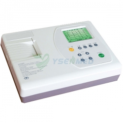 3 Channel Portable Digital Veterinary ECG Monitor Machine YSECG-03A