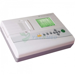 Portable Single Channel Pet Clinic/Hospital Use EKG/ECG Machine YSECG-01A