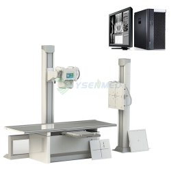 50KW/500mA Flat Panel Detector Digital X Ray Machine YSX500D