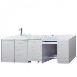 Stainless Steel Dental Cabinet YSDEN-ZH07