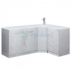 Customized Stainless Steel Combination Dental Cabinet YSDEN-ZH13