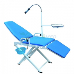 Portable Dental Chair With Operation Light YSDEN-109A