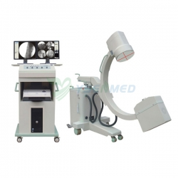 High Frequency Digital 3.5kw/5kw C-arm x ray system YSX-C35D/YSX-C50D