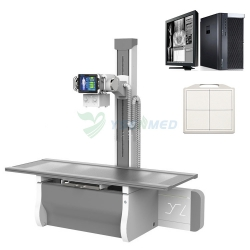 New Arrival 65KW/800mA Digital X-ray System With Flat Panel Detector YSX800D