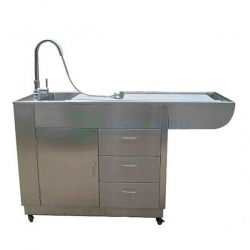 Animals Stainless Vet Grooming Dog Bath Tub YSVET0508