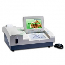 Hospital Semi-auto Veterinary Chemistry Analyzer YSTE168V