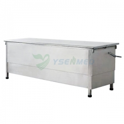 Stainless Steel Autopsy Table YSJP-01A