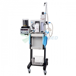 Veterinary Portable Mobile Anesthesia Machine With Ventilator YSAV600MV