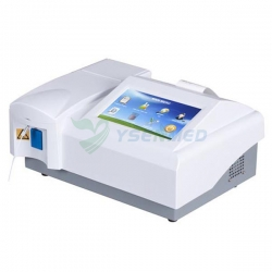 Veterinary Portable Semi-auto Chemistry Analyzer YSTE302V