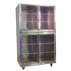 Pet Stainless Animal Cage YSVET8103