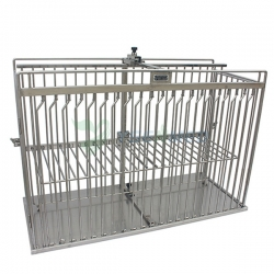 Small Animal Veterinary Restraint Cage YSVET700A