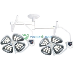 Hospital Luxurious Ceiling Type Operation Room Surgical LED Light YSOT-S4040
