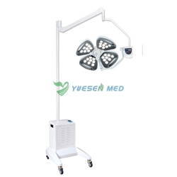 Mobile AC/DC 32 Bulbs Shadowless Surgical Led Light With Battery YSOT-S40M