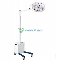 Low Price Hospital AC/DC Mobile Surgical LED Theatre Light YSOT05LED-I