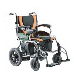 Yuwell Eldery Height Adjustable Manual Foldable Wheelchair D130H