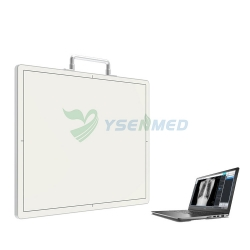 Best Price Wired And Wireless Flat Panel Detector For DR X Ray Machine YSFPD3543A
