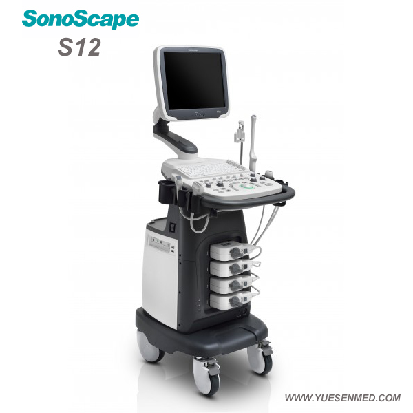 SonoScape S12 Price - Sonoscape Color Doppler Ultrasound S12