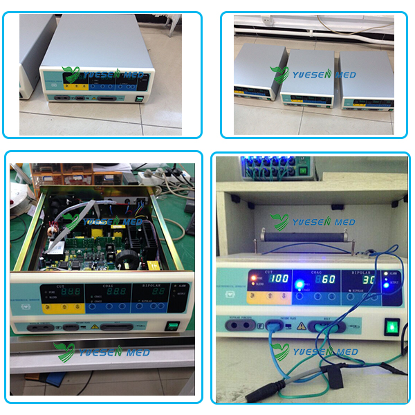 5 Working Modes Electrosurgical Unit