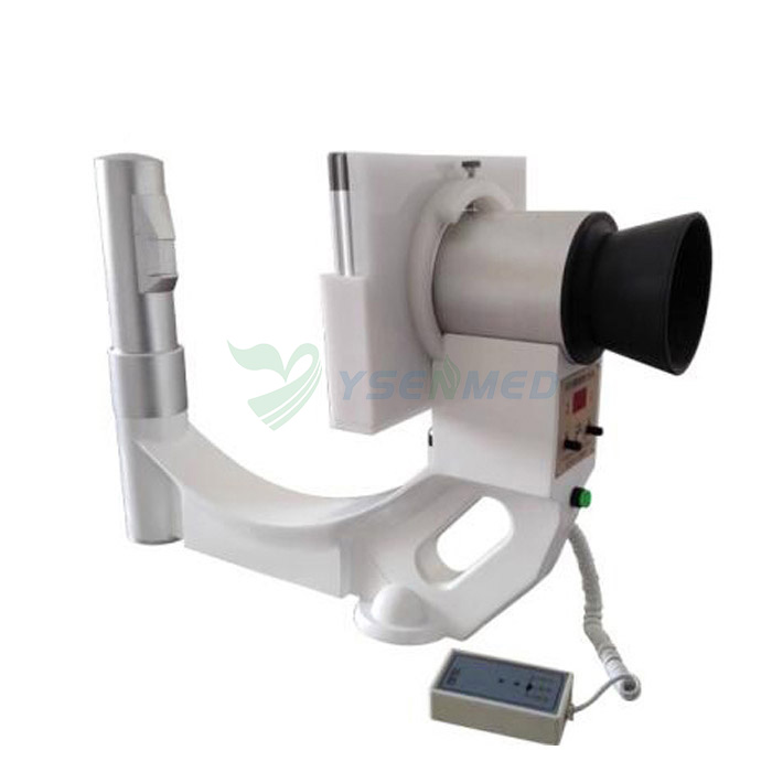 Low-dose Rradiography Fluoroscopy Portable X Ray Machine