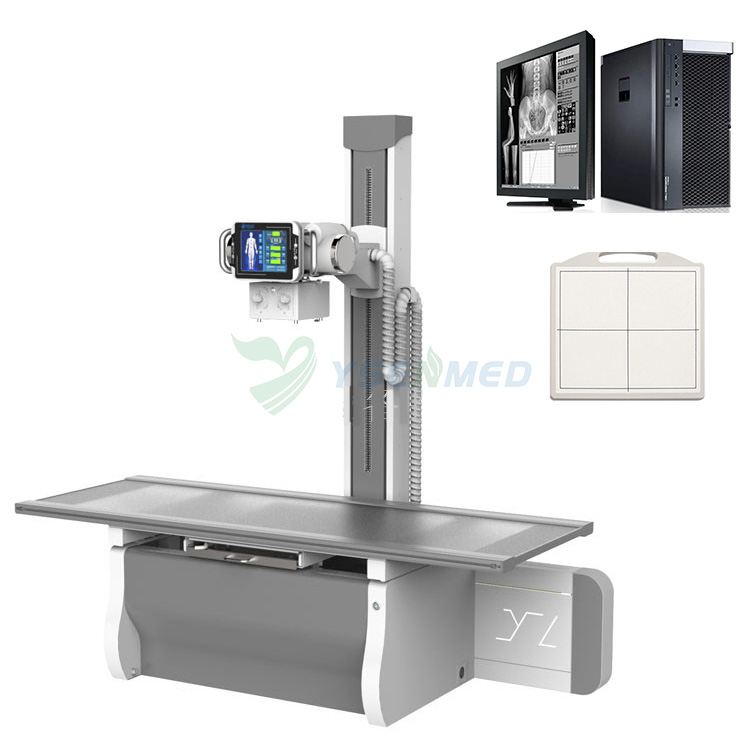 Digital X-ray System With Flat Panel Detector