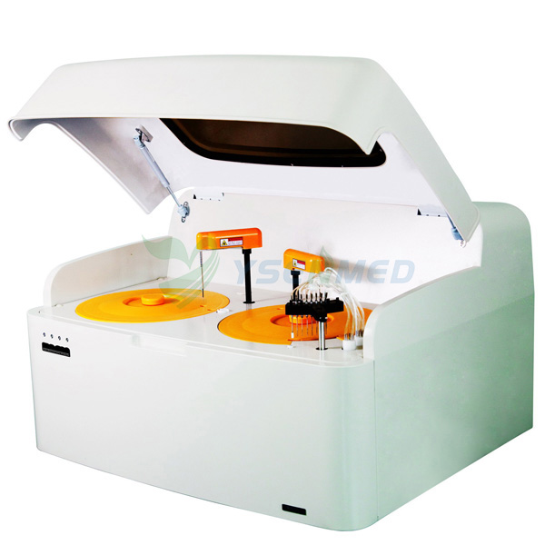 Fully Auto biochemistry analyzer with ISE