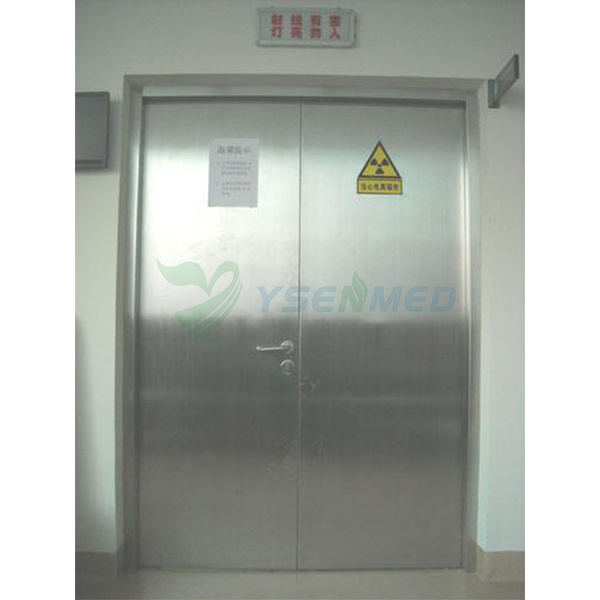 Double-way Swing X-ray Shielding Leaded Door