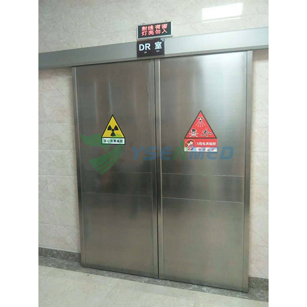 Two Way Sliding Lead Door