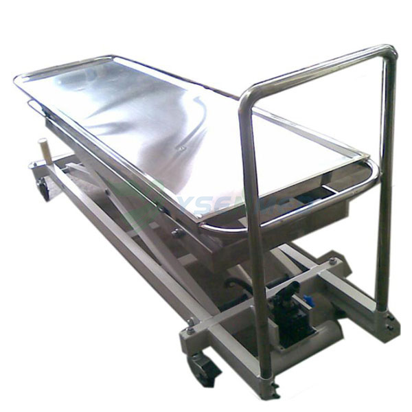 Hydraulic Corpse Lift Table