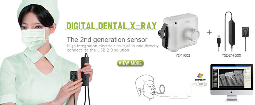 Digital Dental X-ray Machine Price